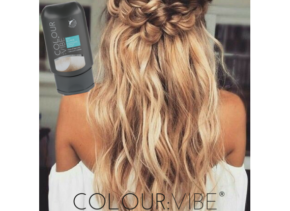 Colour:Vibe – Ash blonde toner review.