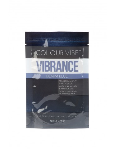 Colourvibe Vibrance Denim Blue