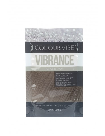 Colourvibe Vibrance Silver Grey