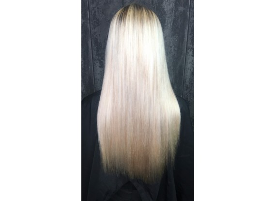 Ice Blonde Customer Review